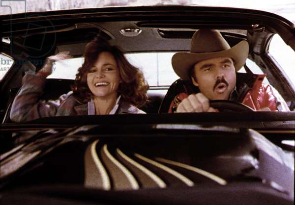 SMOKEY AND THE BANDIT II, Sally Field, Burt Reynolds, 1980