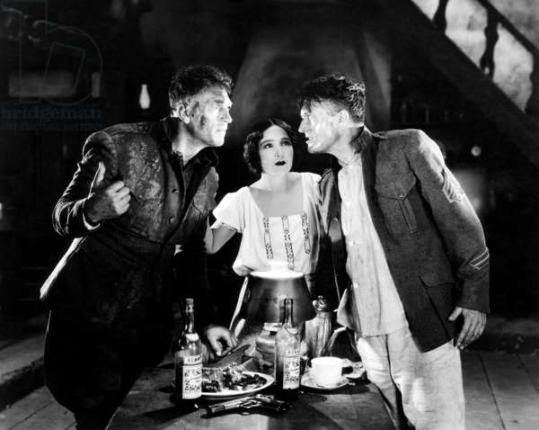 WHAT PRICE GLORY, Victor McLaglen, Dolores del Rio, Edmund Lowe, 1926, TM and Copyright (c) 20th Century-Fox Film Corp. All Rights Reserved