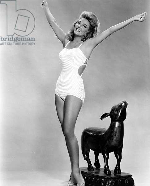 Elga Andersen, 1960s