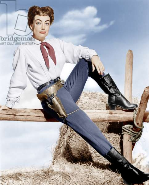 Johnny Guitar: JOHNNY GUITAR, Joan Crawford, 1954