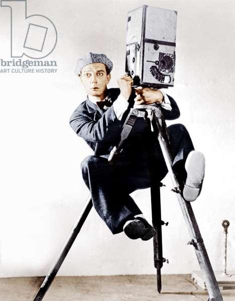 The Cameraman: THE CAMERAMAN, Buster Keaton, 1928