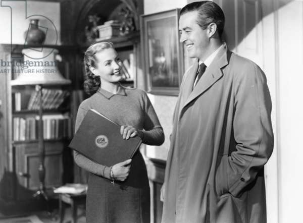 CIRCLE OF DANGER, from left: Patricia Roc, Ray Milland, 1951 (b/w photo)