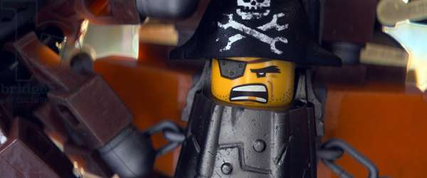 THE LEGO MOVIE, Metal Beard (voice: Nick Offerman), 2014. ©Warner Bros. Pictures/courtesy Everett Collection