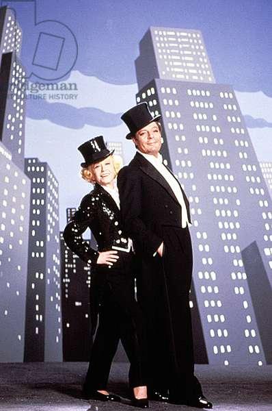 GINGER AND FRED, Giulietta Masina, Marcello Mastroianni, 1986