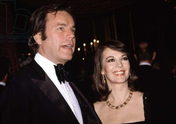 ROBERT WAGNER and NATALIE WOOD, 1970s