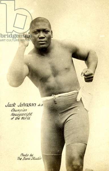 UNFORGIVABLE BLACKNESS: THE RISE AND FALL OF JACK JOHNSON, Jack Johnson c. 1910, 2004, (c) Florentine Films/courtesy Everett Collection