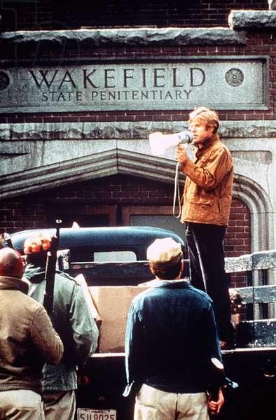 Brubaker: BRUBAKER, Robert Redford, 1980, TM & Copyright (c) 20th Century Fox Film Corp. All rights reserved.