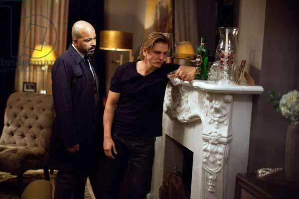 Broken City: BROKEN CITY, from left: Jeffrey Wright, Barry Pepper, 2013. ph: Alan Markfield/TM & copyright ©20th Century Fox Film Corp. All rights reserved/courtesy Everett Collection