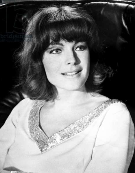OTLEY, Romy Schneider, 1968