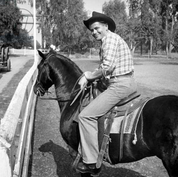 Glenn Ford, c. 1952.