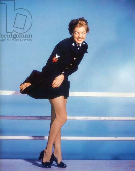 Esther Williams, 1940.