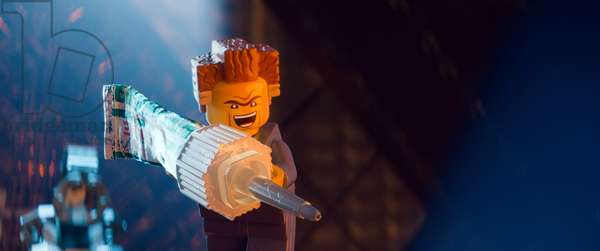 THE LEGO MOVIE, President Business (voice: Will Ferrell), 2014. ©Warner Bros. Pictures/courtesy Everett Collection