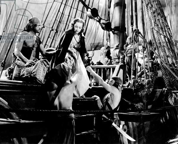 Captaine Blood: CAPTAIN BLOOD, Olivia De Havilland, 1935