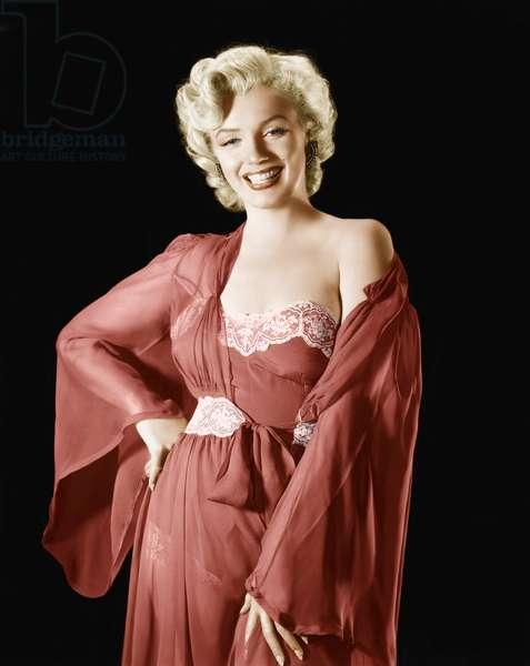 Marilyn Monroe, 1950s