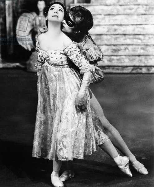 Romeo et Juliette (ballet filme 1966): ROMEO AND JULIET, Margot Fonteyn, Rudolf Nureyev, 1966