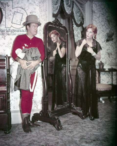 Alias Jesse James, Bob Hope, Rhonda Fleming, 1959