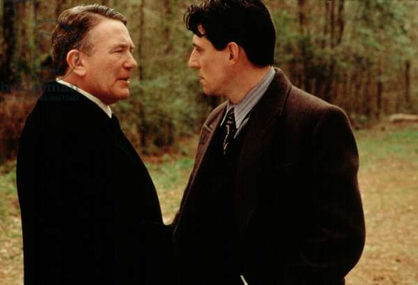 MILLER'S CROSSING, Albert Finney, Gabriel Byrne, 1990. TM and Copyright ©20th Century Fox Film Corp. All rights reserved./courtesy Everett Collection