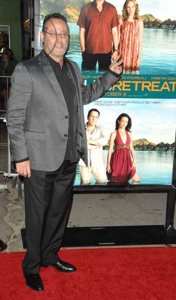 Jean Reno at arrivals for COUPLES RETREAT Premiere, Mann's Village Theatre in Westwood, Los Angeles, CA October 5, 2009. Photo By: Dee Cercone/Everett Collection