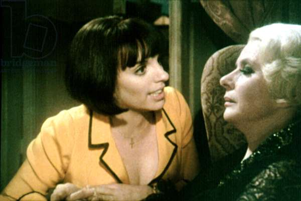 A MATTER OF TIME, Liza Minnelli, Ingrid Bergman, 1976