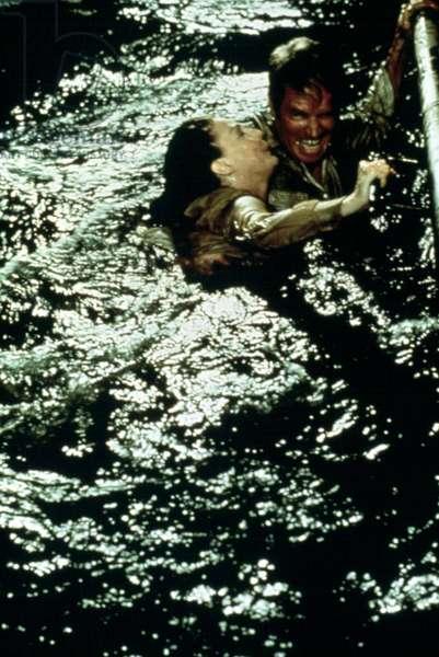 EARTHQUAKE, Ava Gardner, Charlton Heston, 1974