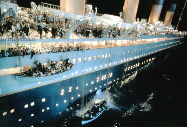TITANIC, 1997, TM and Copyright © 20th Century Fox Film Corp. All rights reserved.