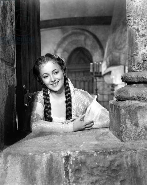 Les aventures de Robin des bois: ADVENTURES OF ROBIN HOOD, Olivia de Havilland, 1938