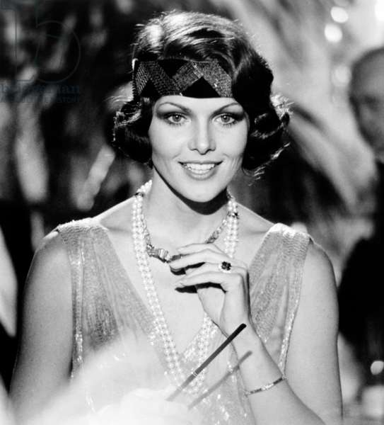 THE GREAT GATSBY, Lois Chiles, 1974