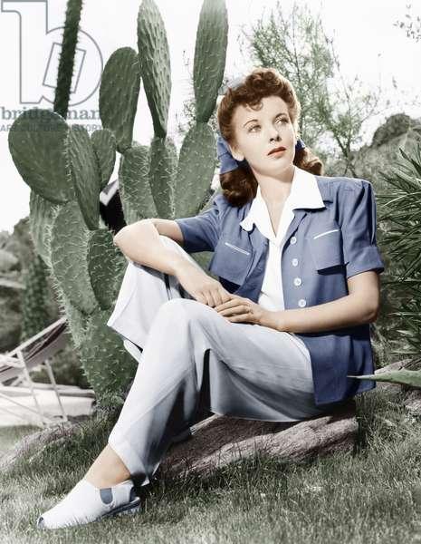 Ida Lupino, ca. 1941