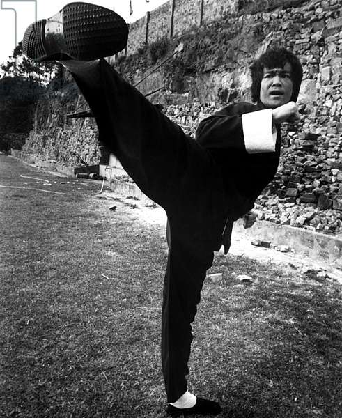 Bruce Lee, 1970s