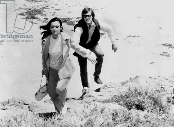The Trip: THE TRIP, from left, Susan Strasberg, Peter Fonda, 1967