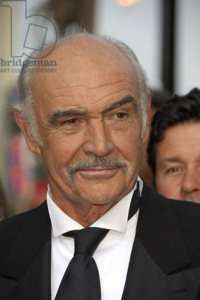 Sean Connery at arrivals for The 34th American Film Institute (AFI) Life Achievement Award: A Tribute to Sir Sean Connery, The Kodak Theatre, Los Angeles, CA, June 08, 2006. Photo by: Michael Germana/Everett Collection