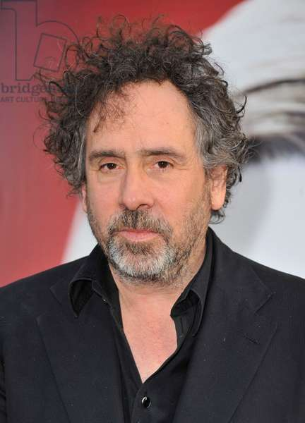Tim Burton at arrivals for DARK SHADOWS Premiere, Grauman's Chinese Theatre, Los Angeles, CA May 7, 2012. Photo By: Dee Cercone/Everett Collection