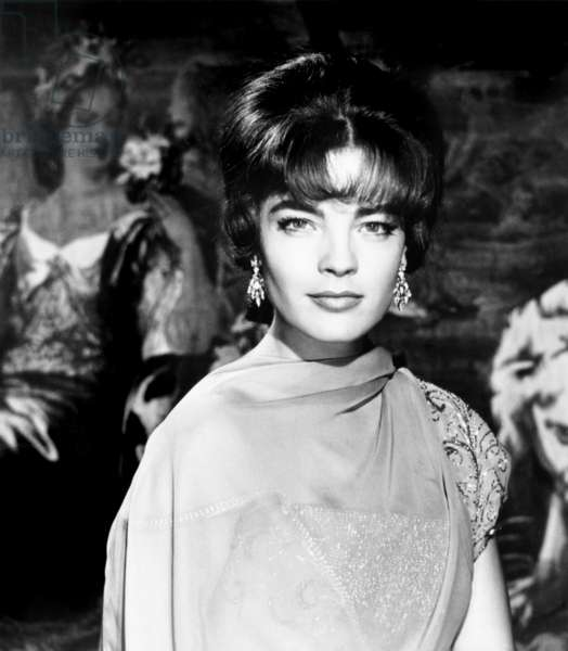 THE CARDINAL, Romy Schneider, 1963