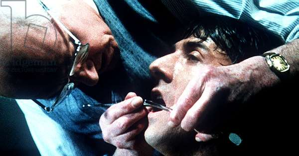 MARATHON MAN, Laurence Olivier, Dustin Hoffman, 1976