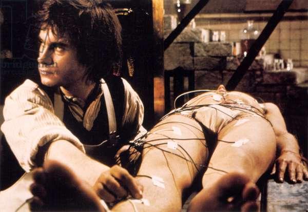 ANDY WARHOL'S FRANKENSTEIN, (Flesh for Frankenstein), Arno Juerging, Dalila Di Lazzaro, 1974.