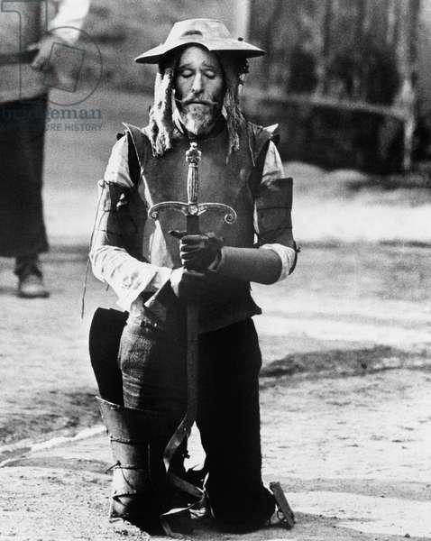 L'Homme de La Manche: MAN OF LA MANCHA, Peter O'Toole, 1972