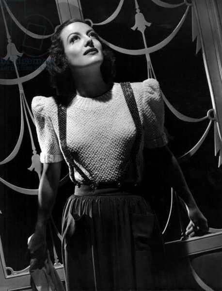 Joan Crawford, ca. early 1940s