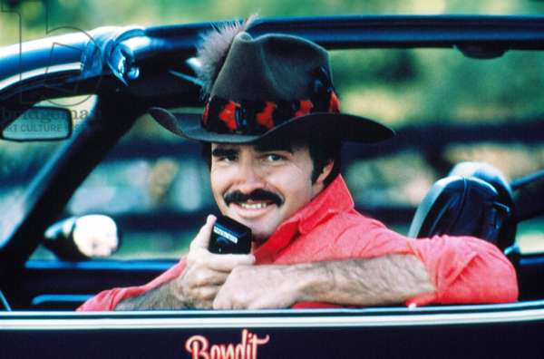 SMOKEY AND THE BANDIT II, Burt Reynolds, 1980, © Universal/courtesy Everett Collection, CB RADIO SB2 002, Photo by: Everett Collection (17731)