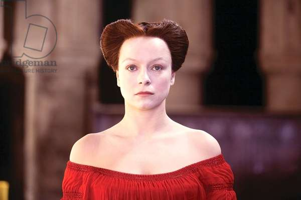 ELIZABETH: THE GOLDEN AGE, (aka THE GOLDEN AGE), Samantha Morton as Mary Queen of Scots, 2007. ©Universal/courtesy Everett Collection