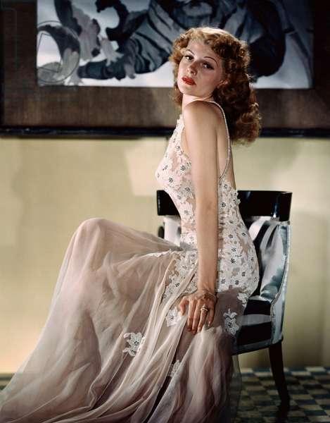 Rita Hayworth, ca. 1940s
