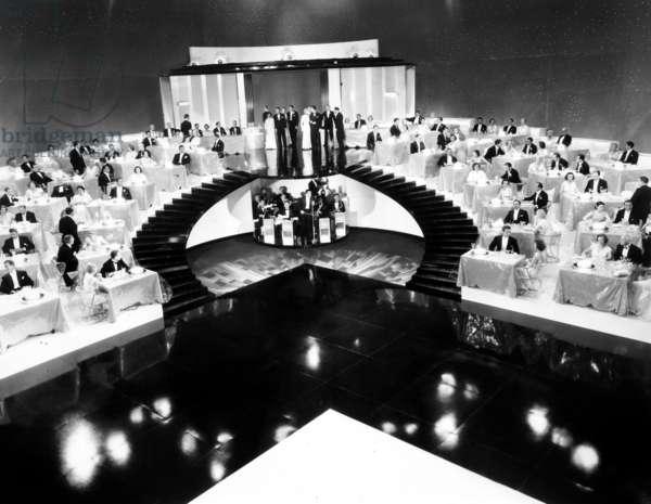 Sur les ailes de la danse: SWING TIME, 1936