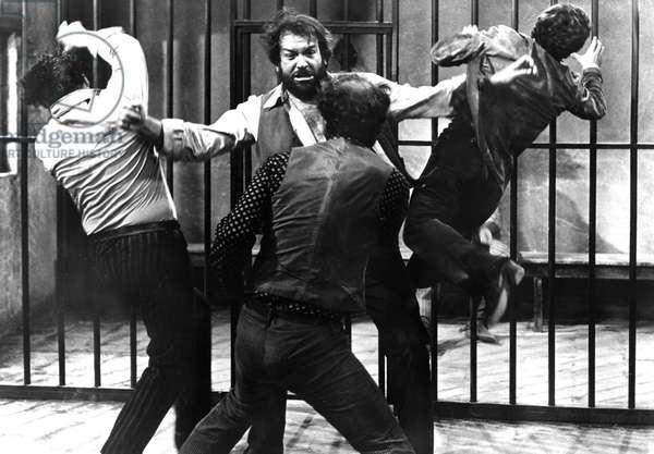 TRINITY IS STILL MY NAME, Bud Spencer, 1972: TRINITY IS STILL MY NAME, Bud Spencer, 1972