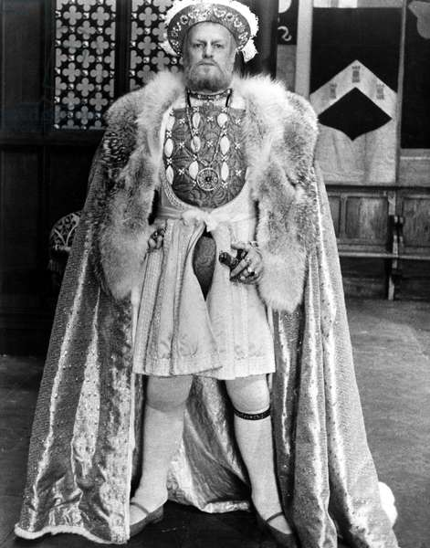 THE SIX WIVES OF HENRY VIII , Keith Michell, 1971 BBC Mini-Series
