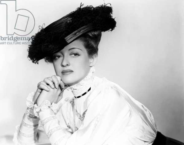 THE SISTERS, Bette Davis, 1938: THE SISTERS, Bette Davis, 1938
