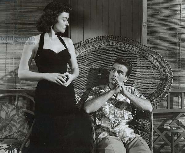 FROM HERE TO ETERNITY, Donna Reed, Montgomery Clift, 1953