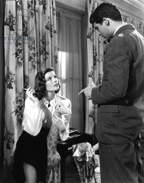 HOLIDAY, Katharine Hepburn, Cary Grant, 1938