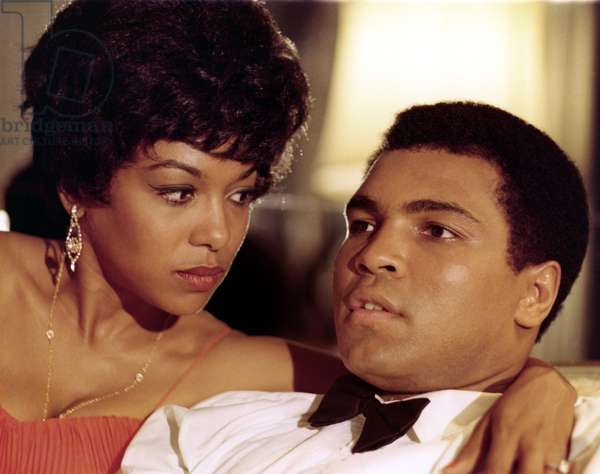 The Greatest: THE GREATEST, Mira Waters, Muhammad Ali, 1977