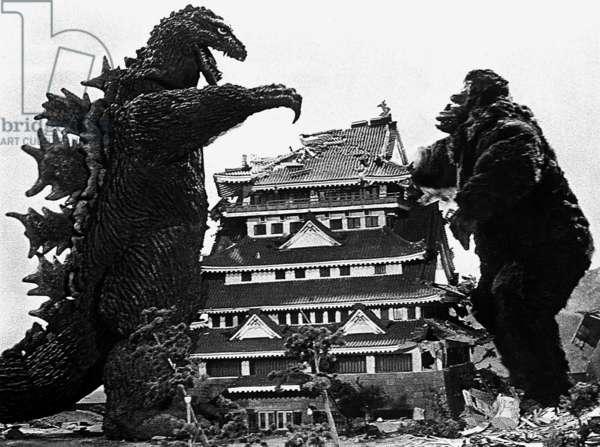 King Kong versus Godzilla 1963