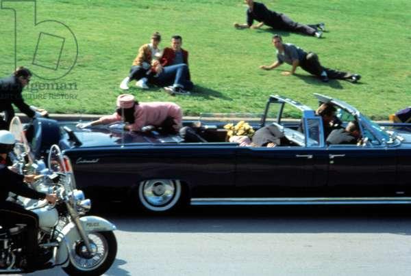 JFK, 1991