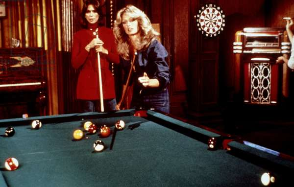 CHARLIE'S ANGELS, Kate Jackson, Farrah Fawcett, 1976-1981, first season